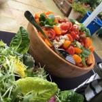 Fresh Cherry Tomato and Mozzarella Salad