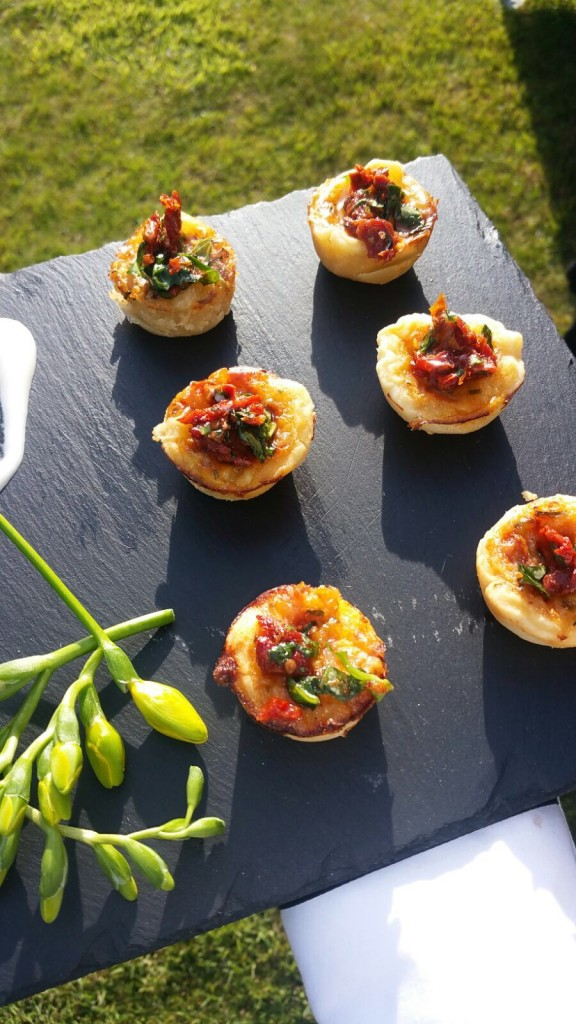 Canapes With Waiter Service