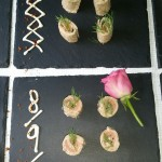 Selection of Mini Canapes