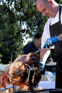 Hog Roast North Wales