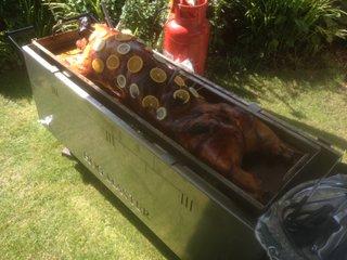 Summer Hog Roast