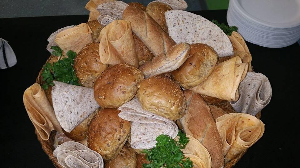 Bread Rolls To Accompany Hog Roast