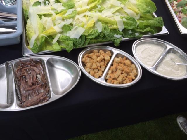 DIY Ceaser Salad