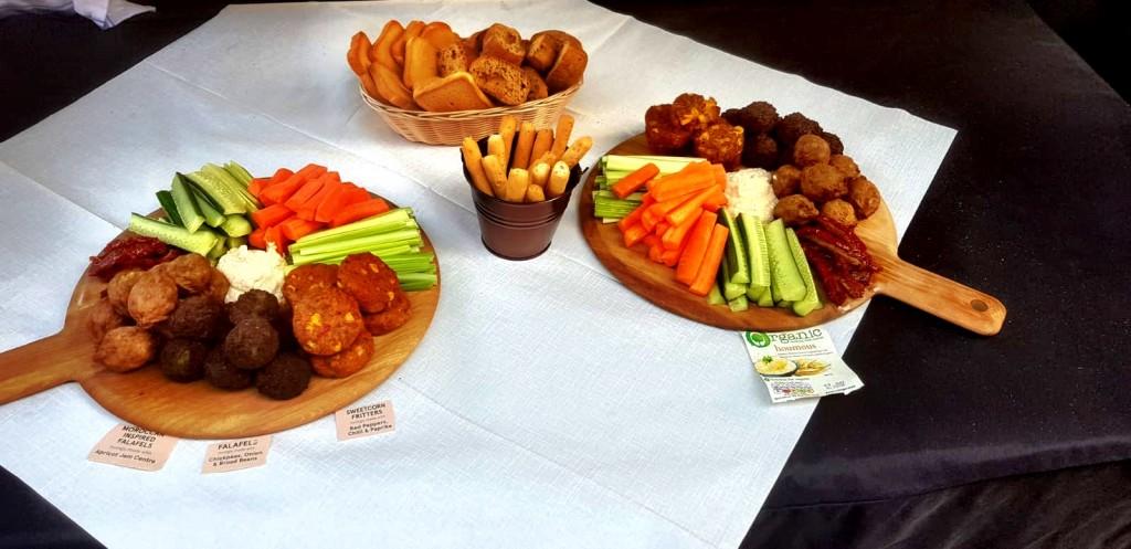 Vegan & Pescatarian Friendly Platters