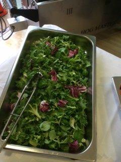 Green Leaf Salad